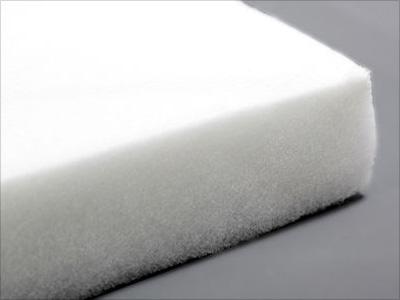 Белый синтетический наполнитель -холлофайбер