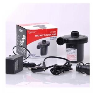Электрический надувной насос для надувания изделий из ПВХ
